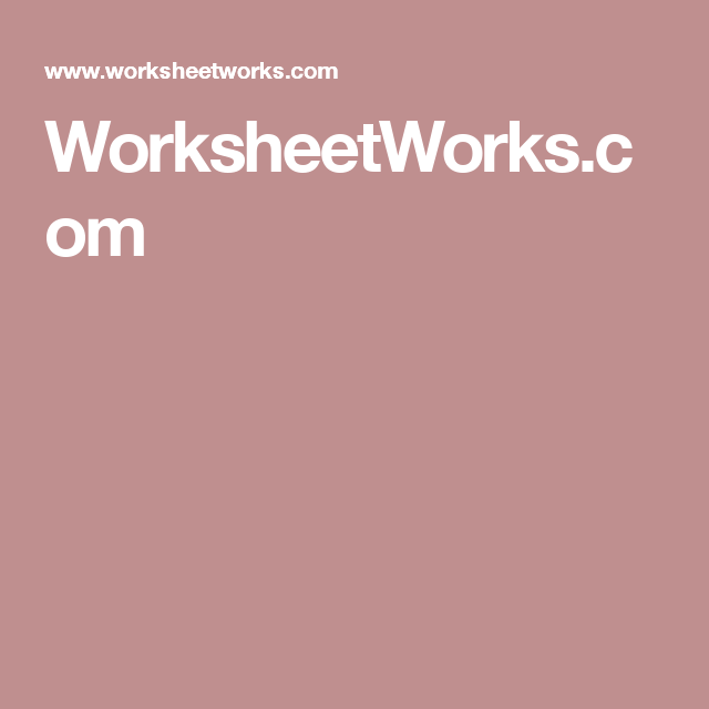 Class Tool Through The Website Worksheetswork Com A Teacher Can Create A Variety Learning French For Kids Interactive Science Notebook Free School Printables