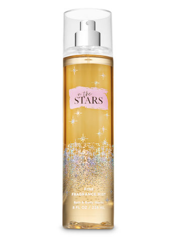 In The Stars Fine Fragrance Mist Signature Collection Bath Body Works Bath And Body Works Body Spray Body Works