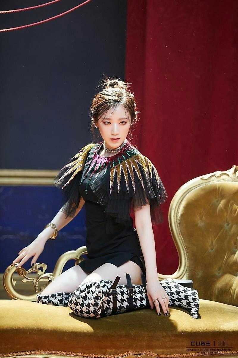 G Idle G I Dle Neverland Neverland Kpop Girls Korean Girl Groups South Korean Girls