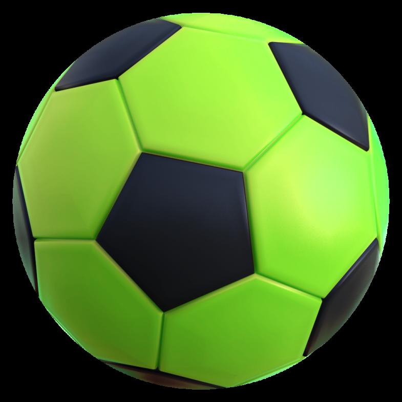 3d Soccer Ball Png 1024x1024 Png Image Soccer Ball Soccer Ball