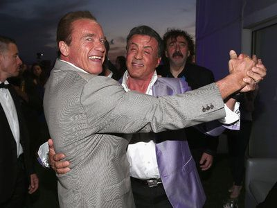 403 Forbidden Sylvester Stallone Schwarzenegger Arnold Schwarzenegger