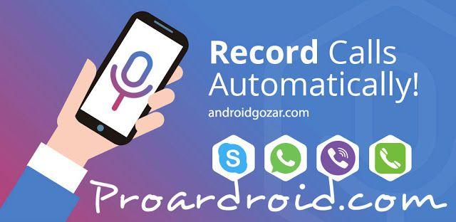 يمكنك Cube Call Recorder من تسجيل مكالماتك الصادرة والواردة ومحادثاتك على أشهر تطبيقات Voip بمنتهى السهولة يمكنك تطبيق Cube Call R Voip Call App Android Apps