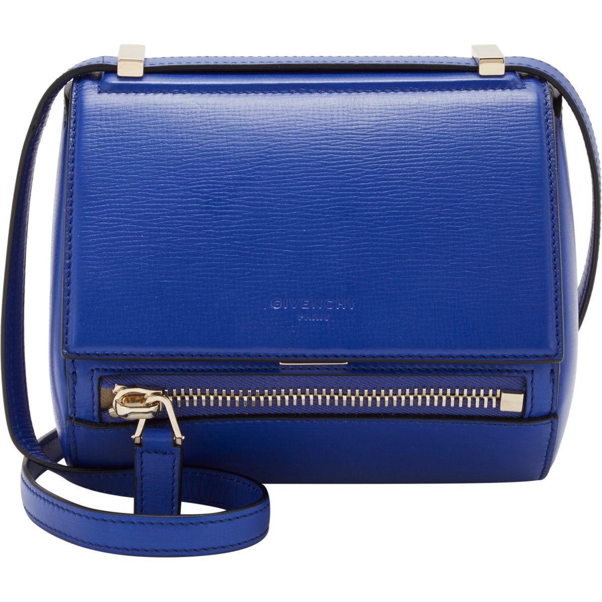 Givenchy Mini Pandora Box Crossbody at Barneys.com