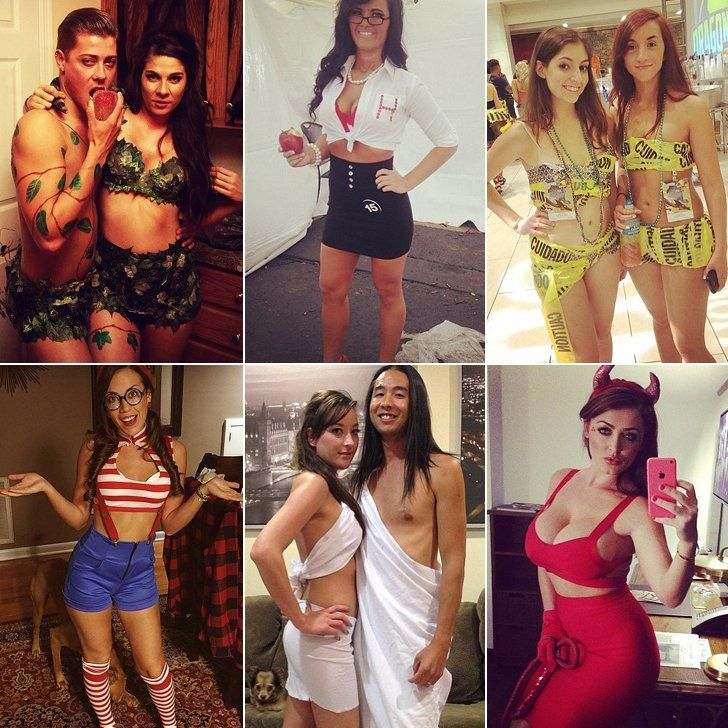 60 Insanely Cheap DIY Sexy Halloween Costumes Costume ideas - sexiest halloween costume ideas