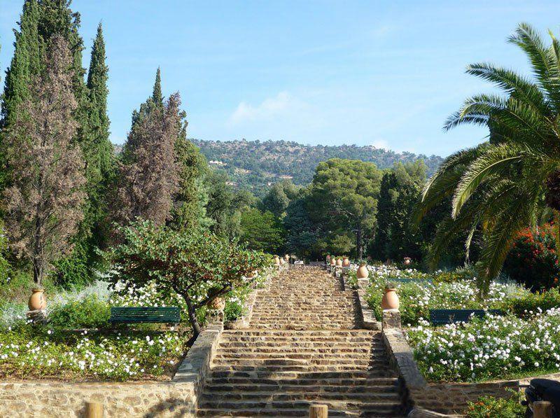 1 des jardin les inspirant le domaine du rayol