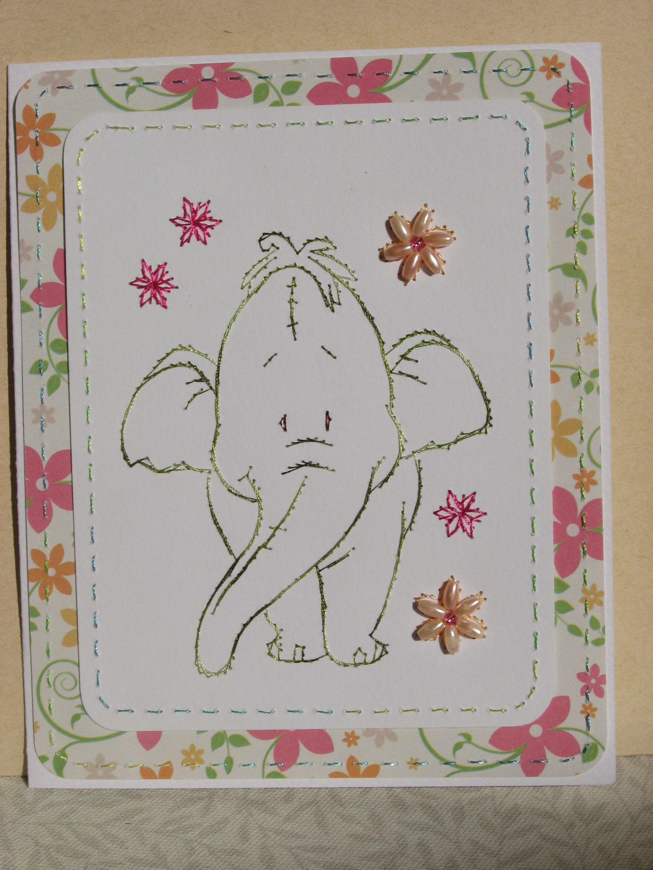 Pin By Nancy Ward On Card Stitchery Pinterest Embroidery String