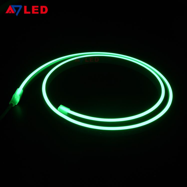 24v 6x12 Mm Smd2835 120leds M Mini Side View Silicone Flex Strip Led Neon Light For Decoration Led Neon Lighting Flexible Led Strip Lights Custom Neon Lights