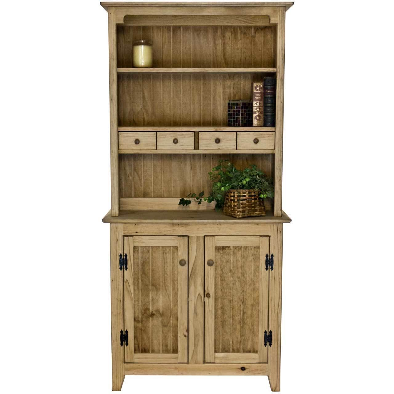 Small kitchen hutch my cabin pinterest dining room hutch small dining rooms and kitchen small