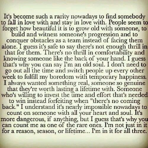 Count Me As An Old Soul Im In It For All Three Quotes