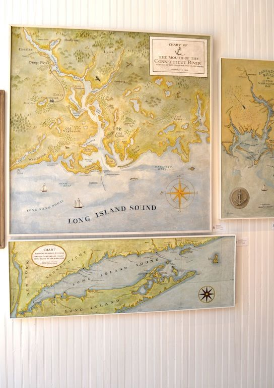 Melissa Barbieri. I love these watercolor maps by this ...