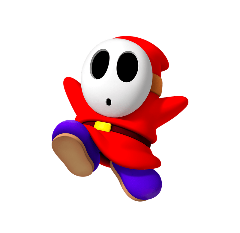 Smg4 Smg4official Twitter In 2021 Shy Guy Super Mario Art Mario Kart Characters