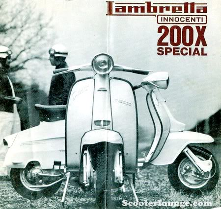 #Lambretta SX200 vintage ad | Vespa | Vespa lambretta ...