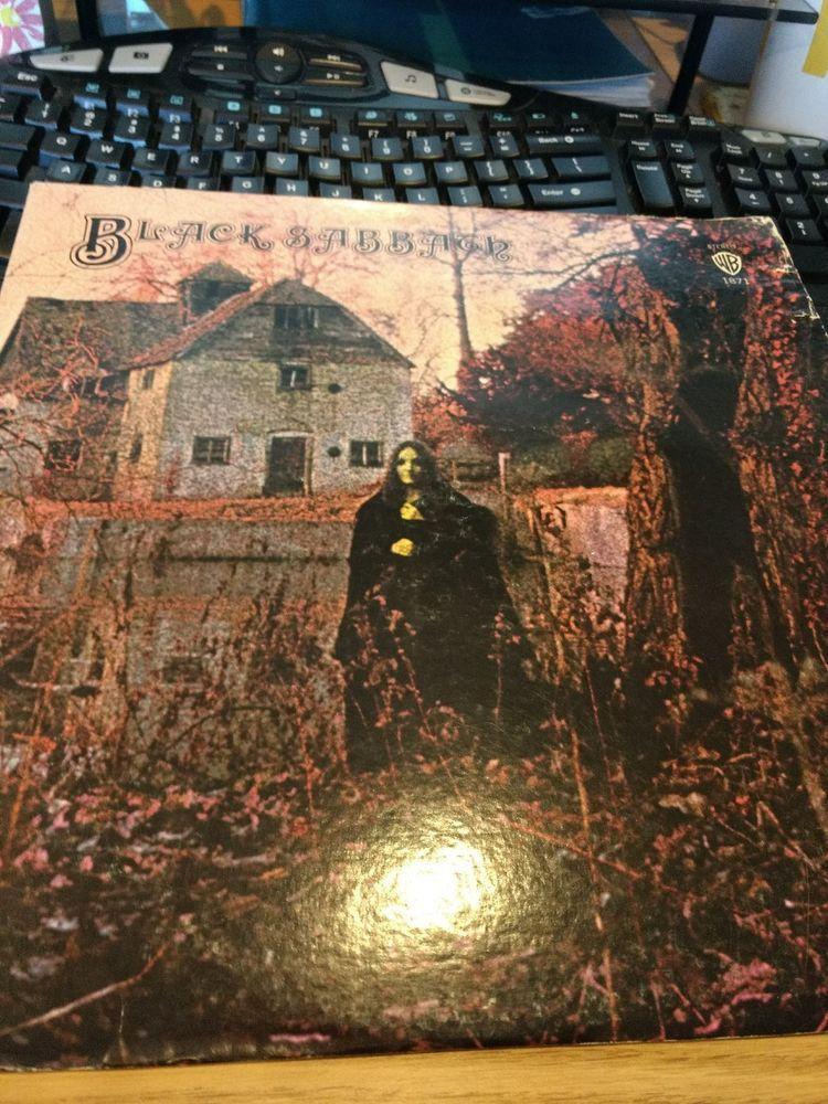 Black Sabbath Vinyl Album Black Sabbath Vinyl Record Album Vinyl
