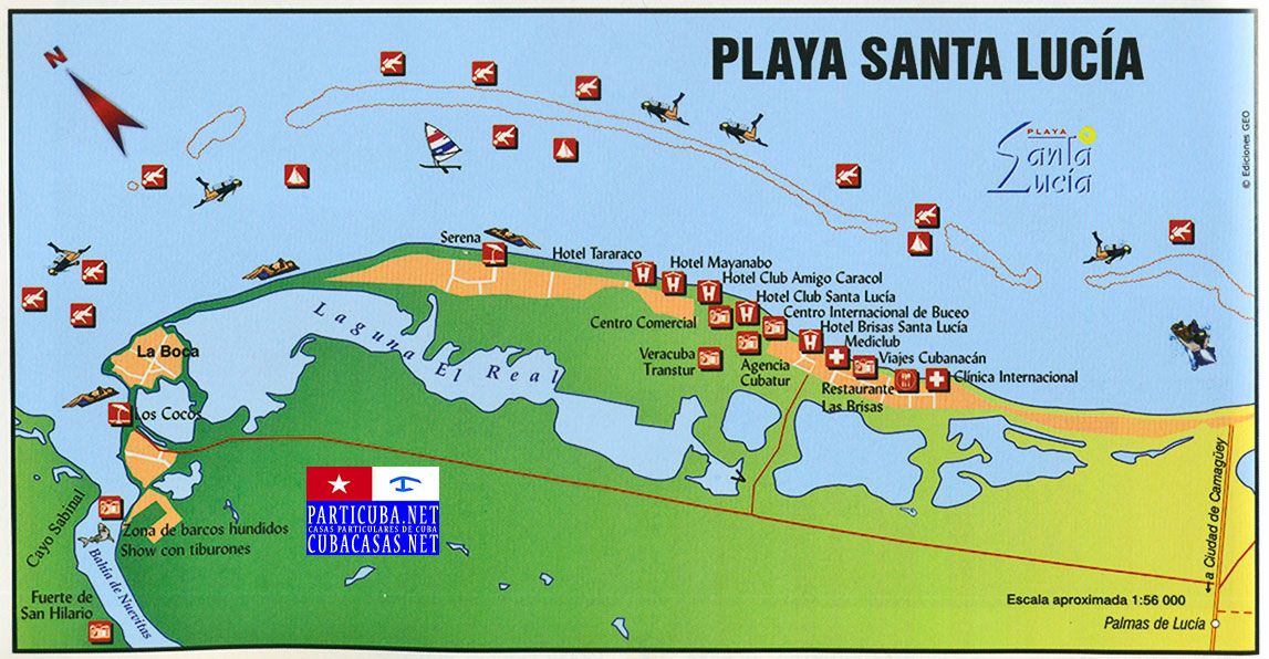 playa Santa Lucia | Take Me To My Happy Place | Pinterest | Santa