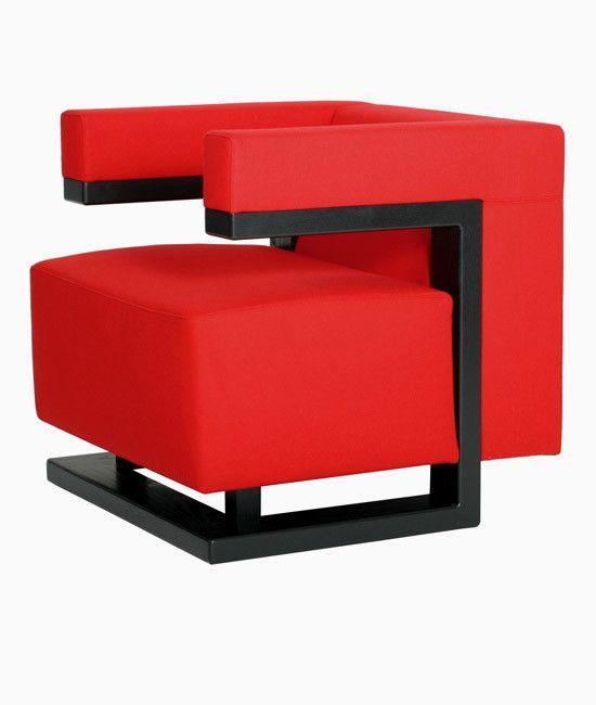Armchair No. F 51 by Walter Gropius.  #ohlalámagnoliá #design #decoración #decoration #style #furniture #mobiliario
