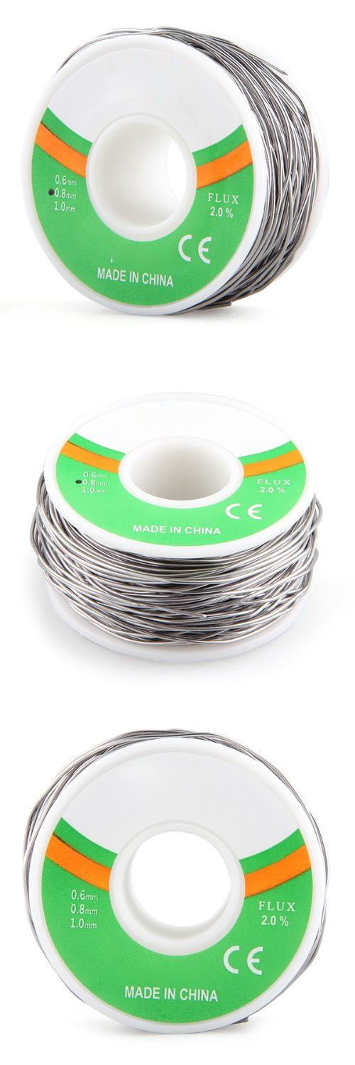 Visit To Buy Thgs 1 Roll Of Wire Solder Wire Roll Coil Wire Tin Welding Diameter 0 8 Mm Advertisement Solder Wire Soldering Welding