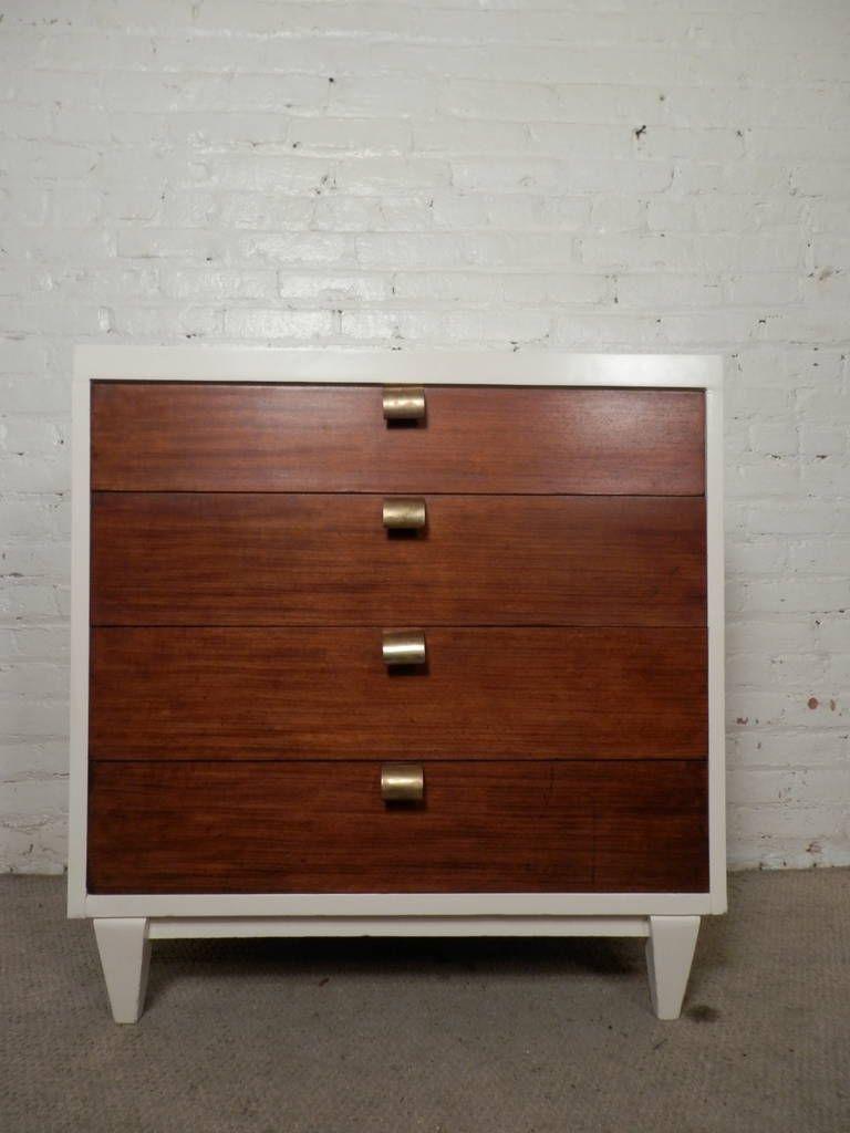 George Nelson For Herman Miller Mid Century Dresser Image 8