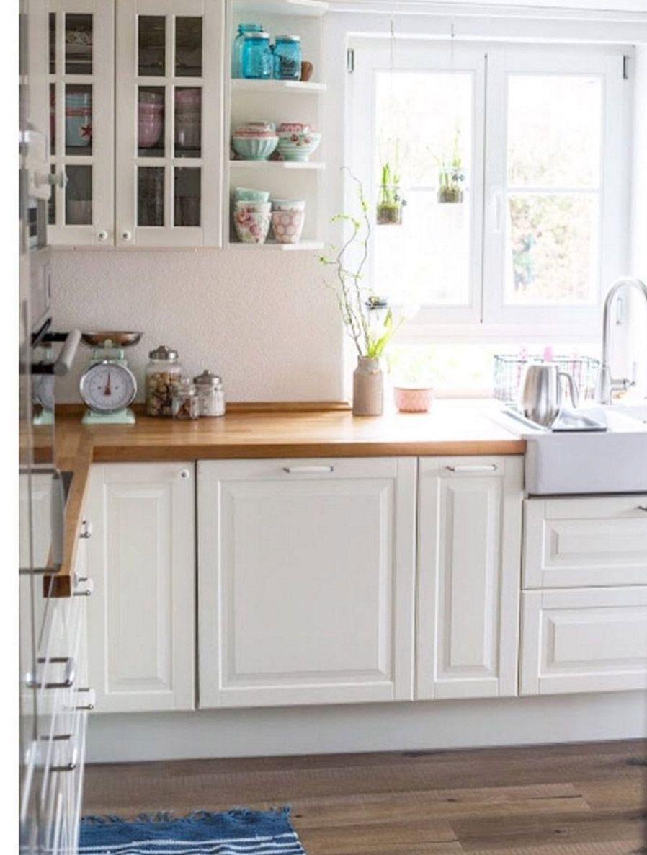 Wohnkonfetti Die Schonsten Einrichtungsideen Auf Einen Blick Haus Kuchen Landhauskuche Und Ikea Kuche Landhaus