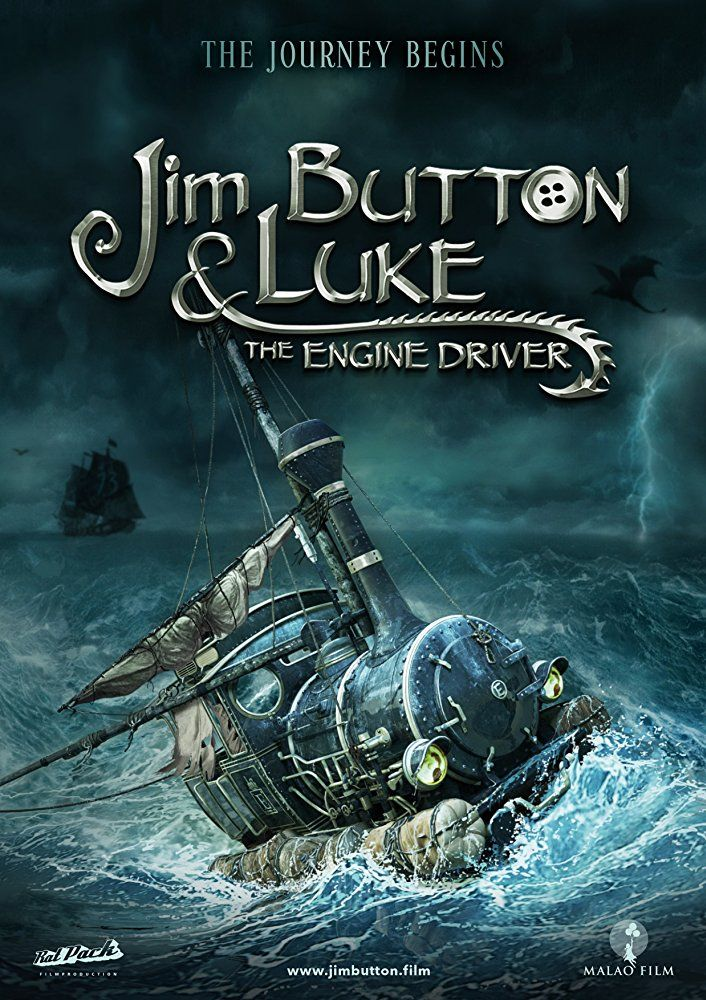 Download Jim Button and Luke the Engine Driver Full-Movie Free