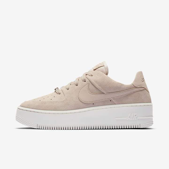san francisco 9fcb1 05a47 Nike Force 1 Sage Low Women s Shoe