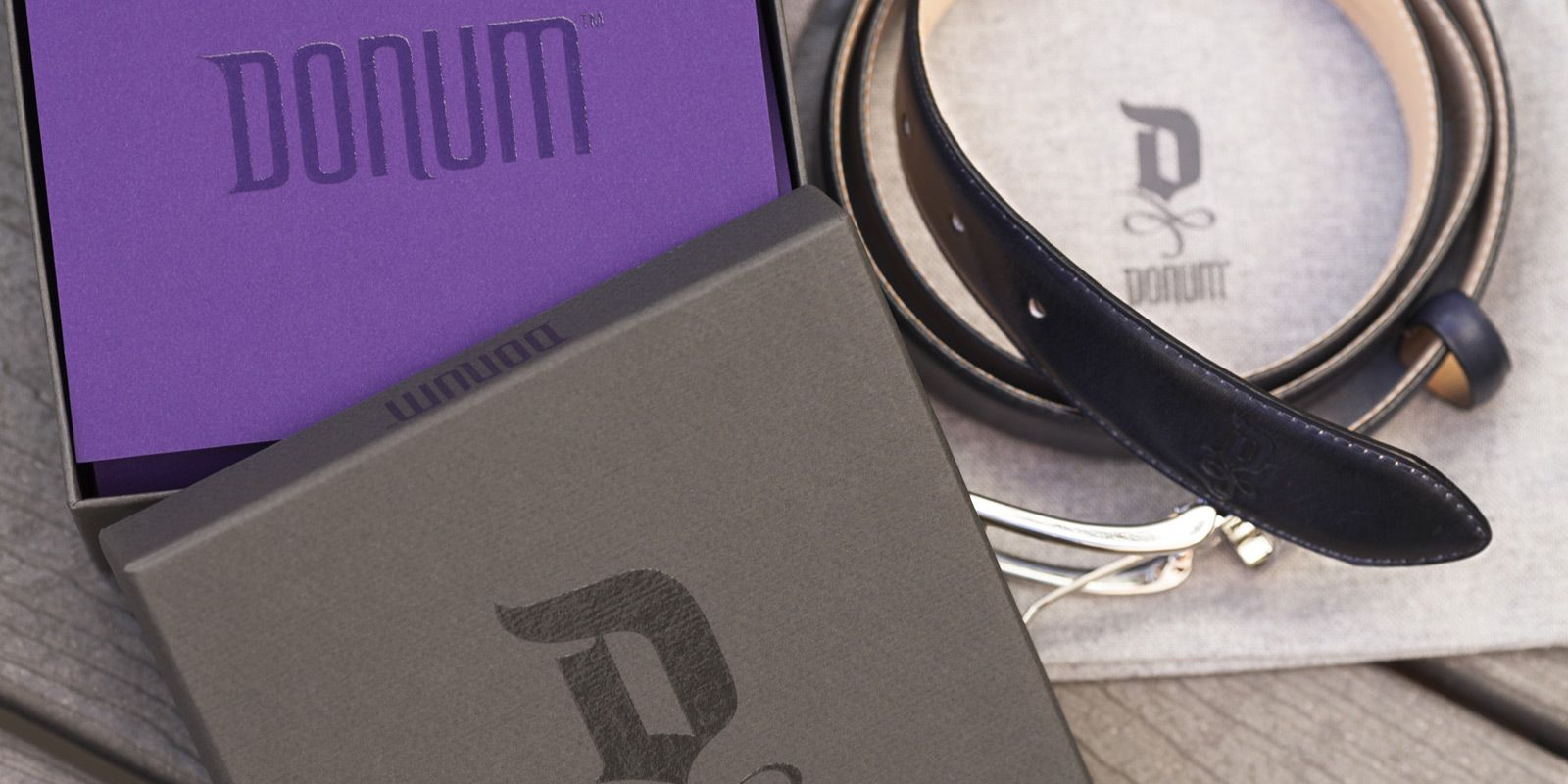 Pull your look together with a DONUM belt—designed to coordinate with and compliment your favorite DONUM footwear.