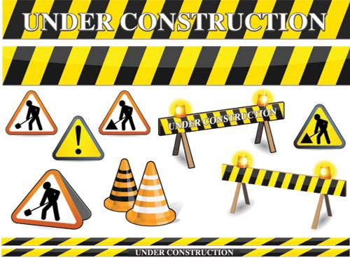 Free Construction Clip Art | ... Construction Signs Clip Art ...