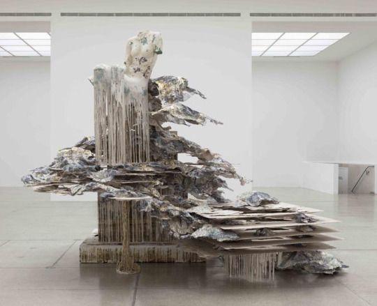 Contemporary Art Blog: Diana Al Hadid