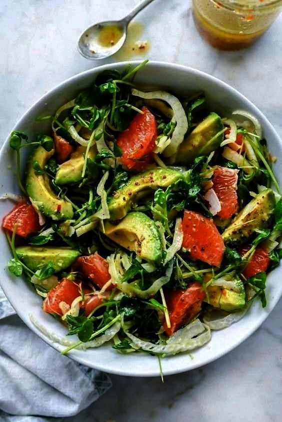 summer salads when the heat is just too high - Samantha Fashion Life - Prepare 12 healthy summer s