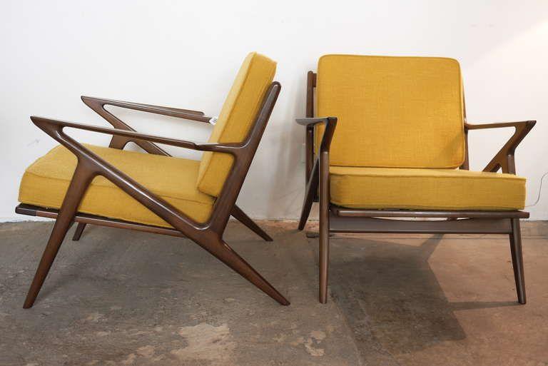 Poul Jensen Selig Z Chairs.