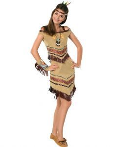 Teen Native Indian Princess Costume New Skyla Yoho Pinterest
