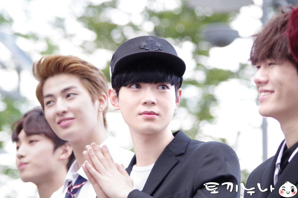 150912 UP10TION #BITTO | #Kogyeol | #Sunyoul | #Hwanhee ⓒ @UPto0824 #UP10TION #업텐션   #BITTO #비토 #ビト