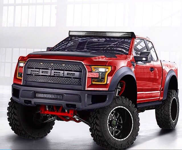Just Awesome Trucks Ford Raptor Ford Trucks