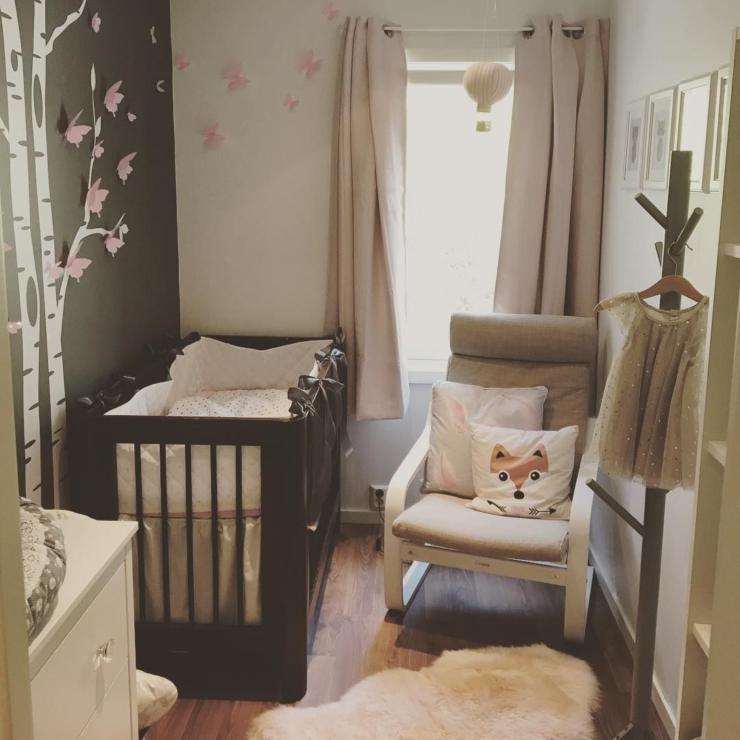 17 Nursery Baby Room Ideas For Small Homes Extra Space Storage In 2020 Nursery Baby Room Small Room Nursery Small Space Nursery