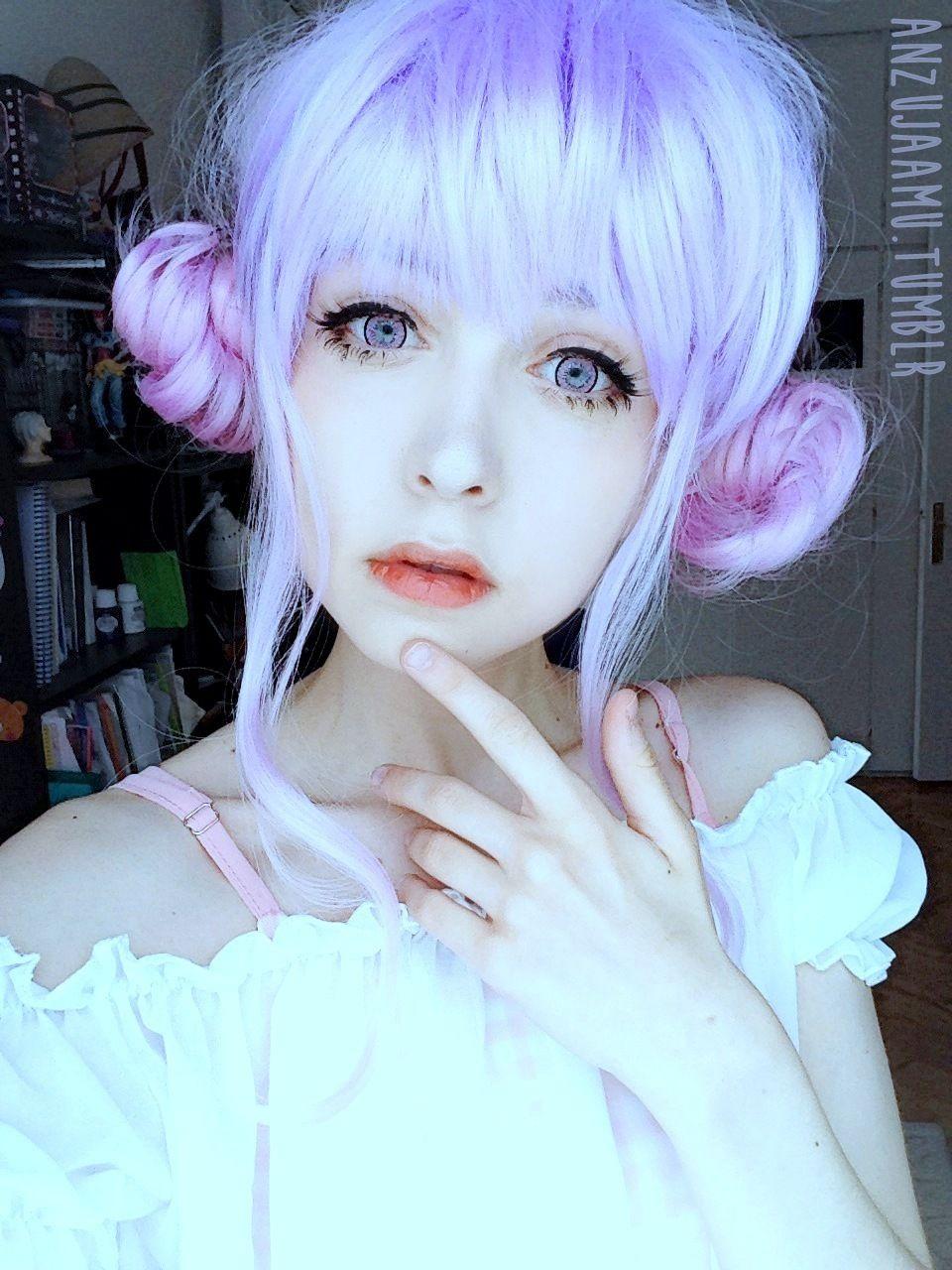 Anzujaamu page anzujaamu pinterest cosplay wig and makeup
