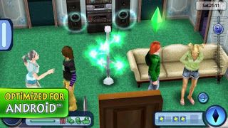 download game the sims mod apk android