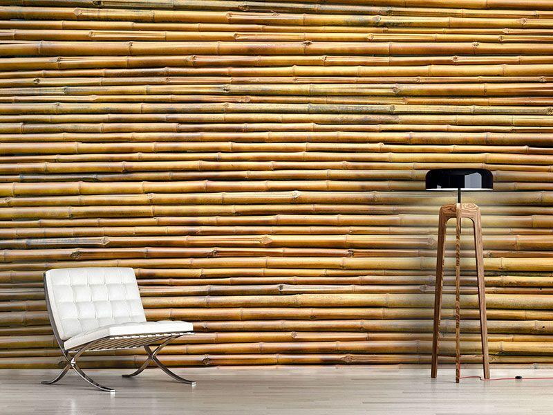 Foto #Tapete Bambus
