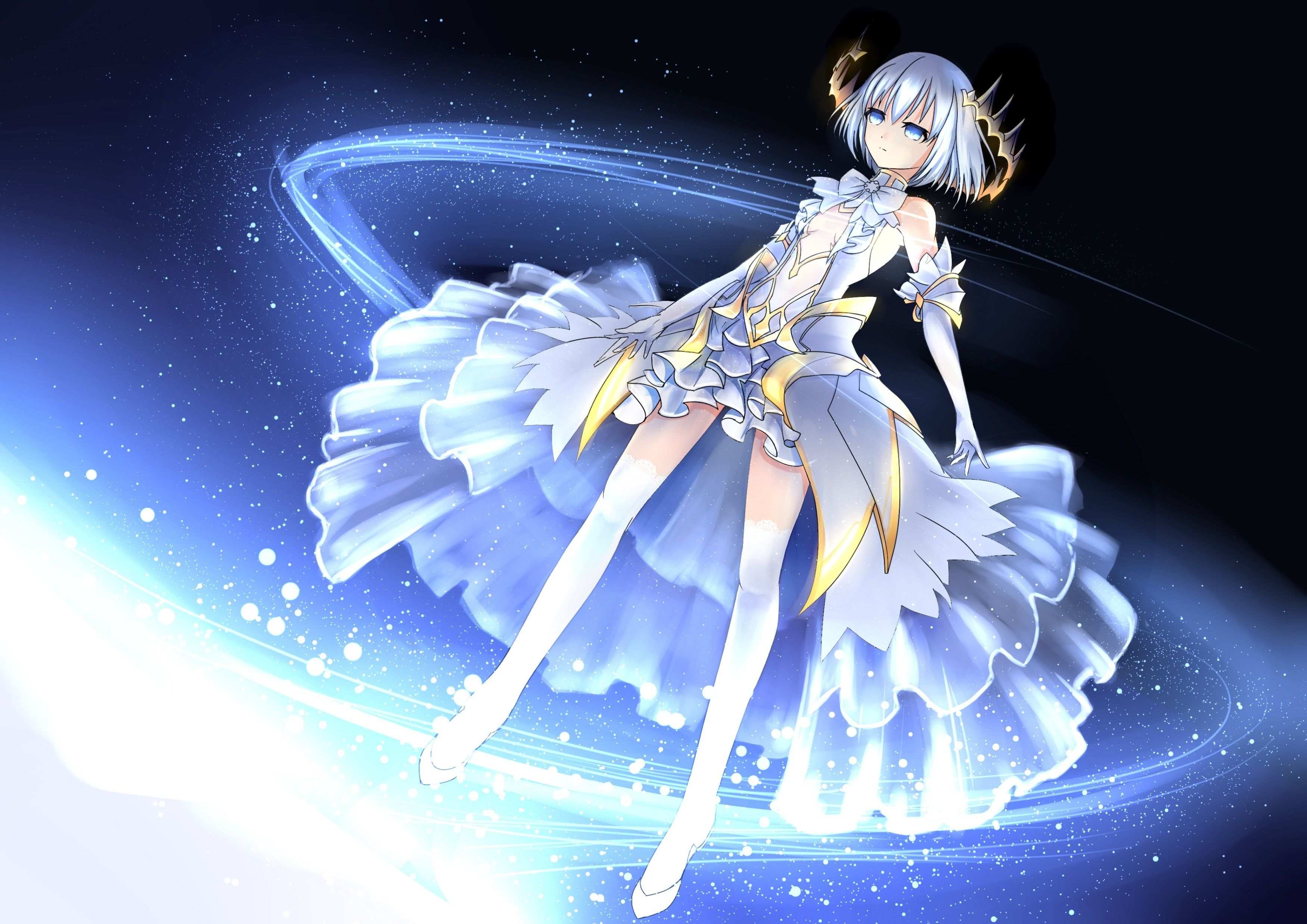 date a live Part 1 YoIDEF/100 Anime, Quỷ, Tỏi