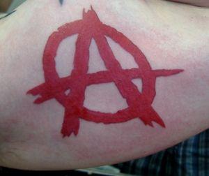 Anarchy tattoos tattoos tattoos pinterest anarchy anarchy tattoos tattoos voltagebd Image collections