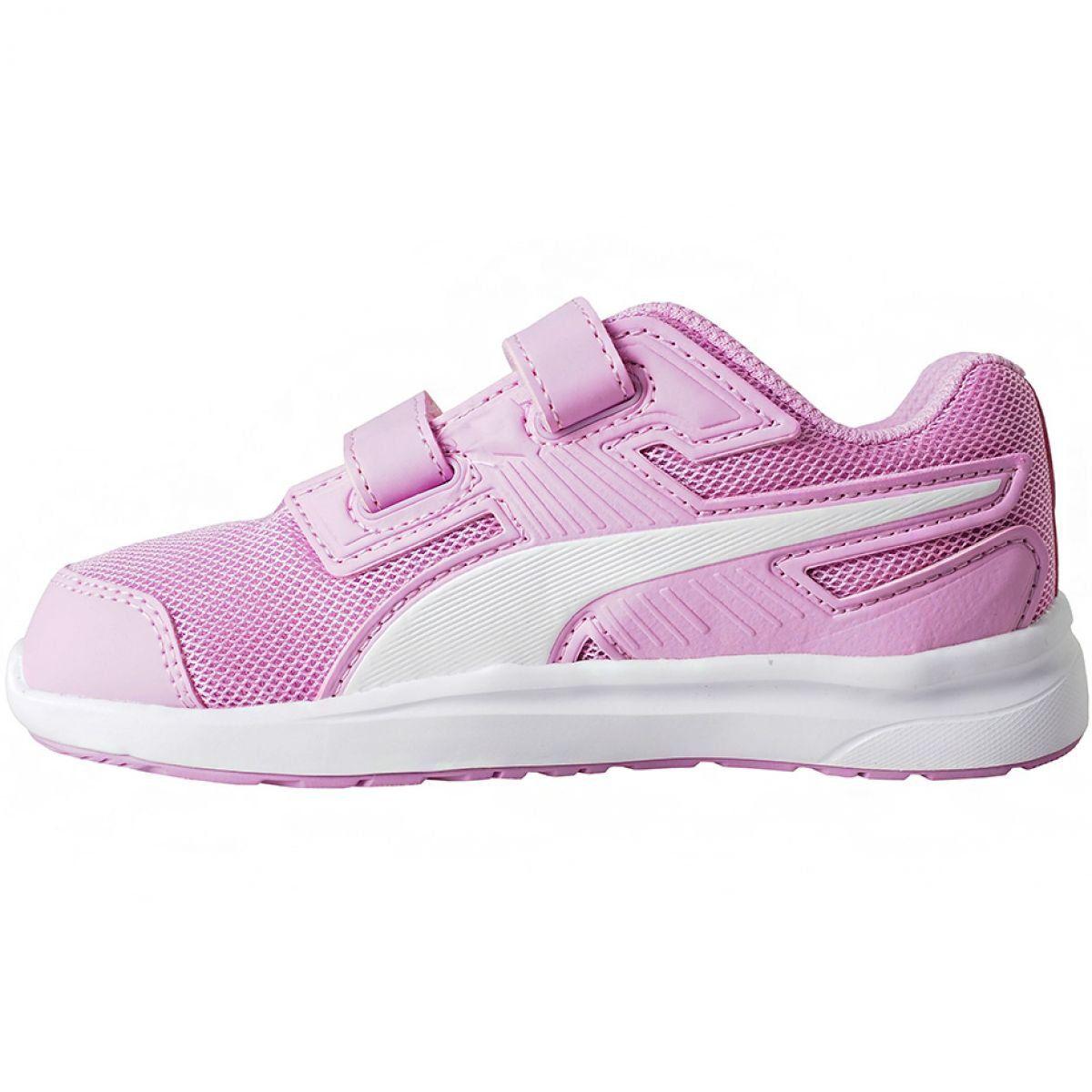 Buty Puma Escaper Mesh V Inf Jr 190327 09 Rozowe Childrens Shoes Kid Shoes On Shoes