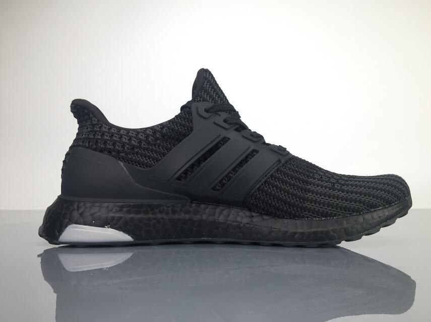 058971b79 Adidas Ultra Boost 4.0 BB6166 All Black Real Boost for Sale 04 ...