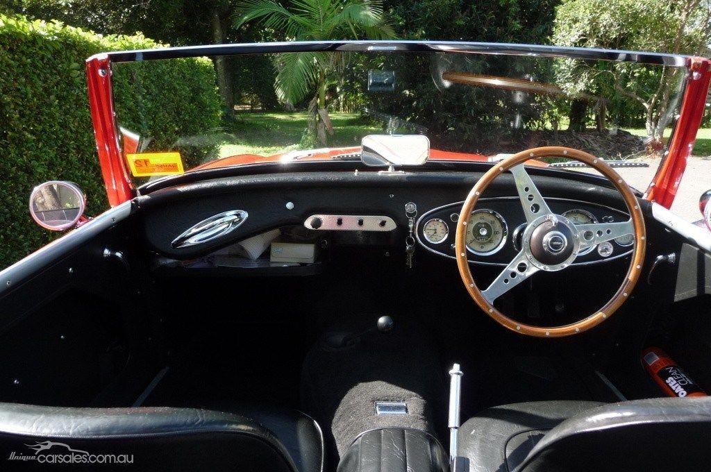 1956 AUSTIN HEALEY 100 /6 | Austin healey 3000 | Pinterest | Austin ...