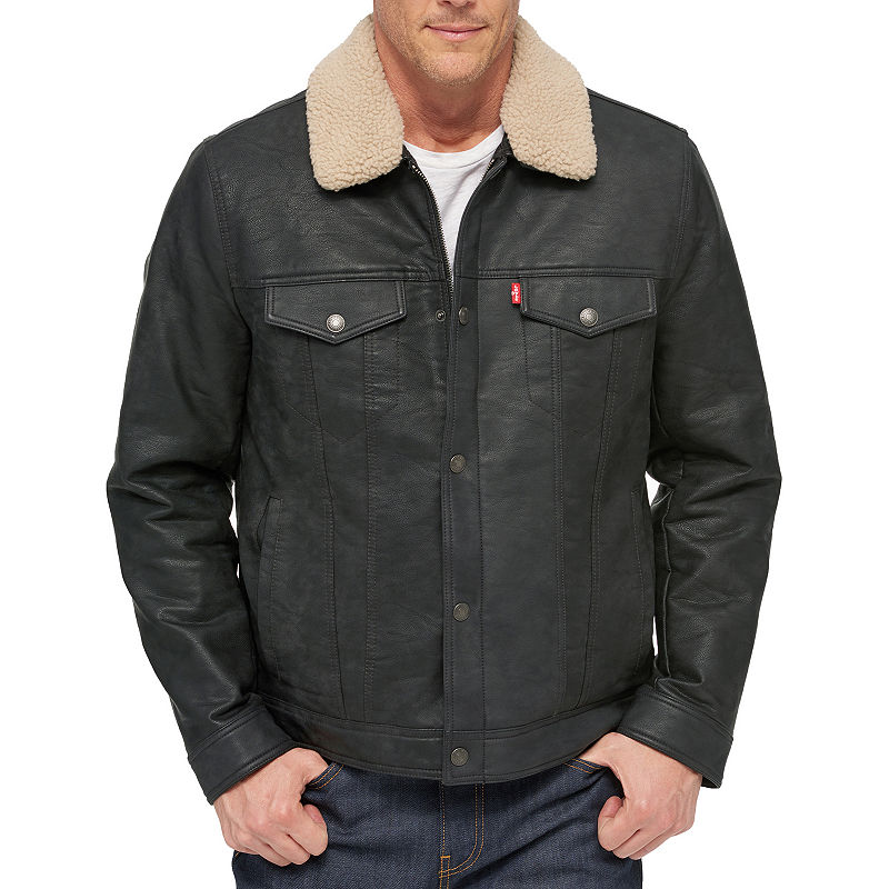 6a912702f Levi's Midweight Motorcycle Jacket | Products | Jackets, Men's coats ...