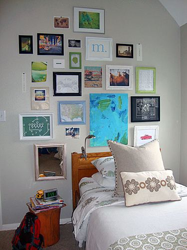 Libbie Grove Design Explore The Wall Gallery Wall Gallery Gallery Wall Kids Bedroom