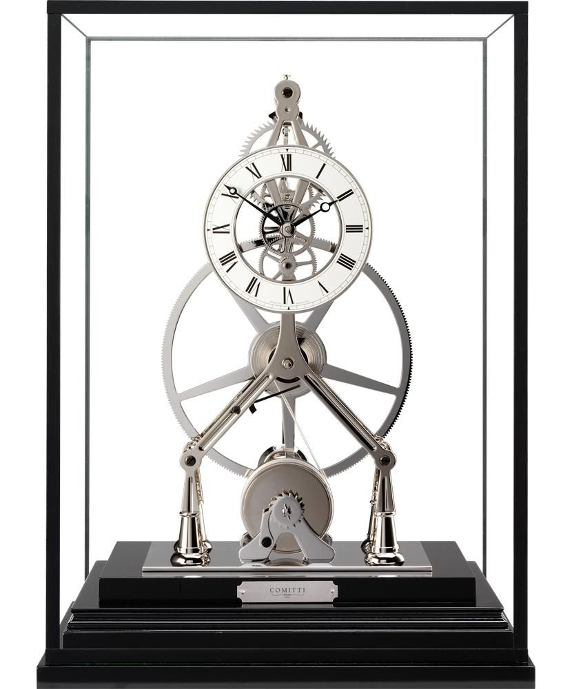 Desk Clock Skeleton Buscar Con Google
