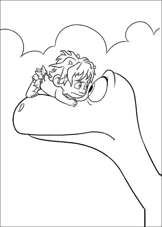 The Good Dinosaur Coloring Pages 12 Dinosaur Coloring Pages