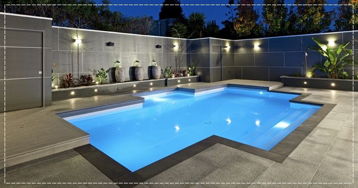 Area de piscina moderna pesquisa google piscina for Piscina moderna