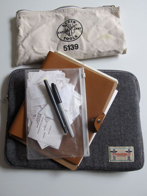 writing supplies, accessories