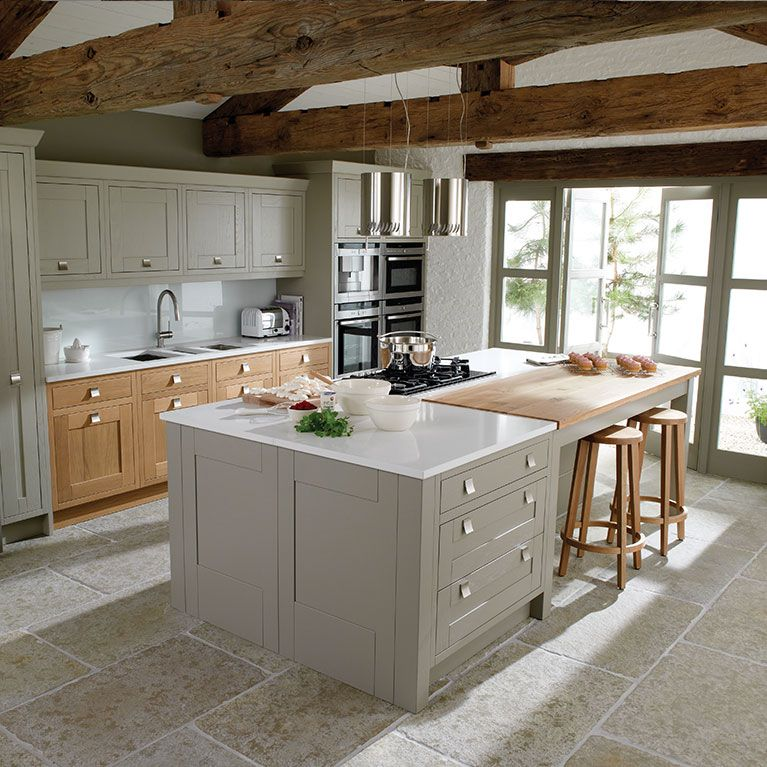 Best Image Result For Painted Kitchen Cocinas Shaker Style 400 x 300