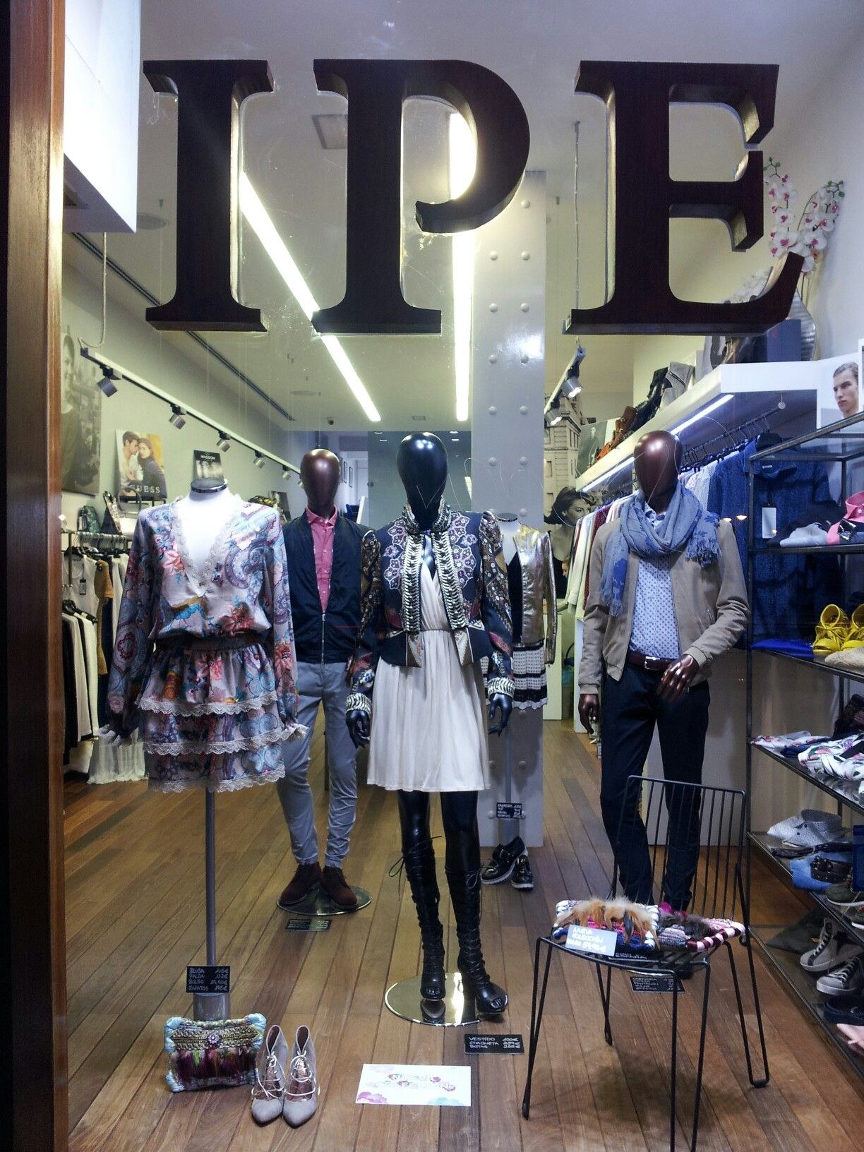 Escaparate IPE moda