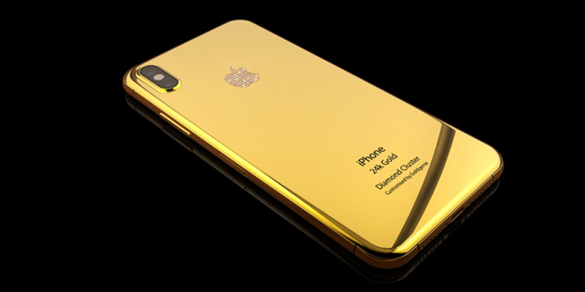 You Can Already Preorder a 24K Gold iPhone 8 Iphone